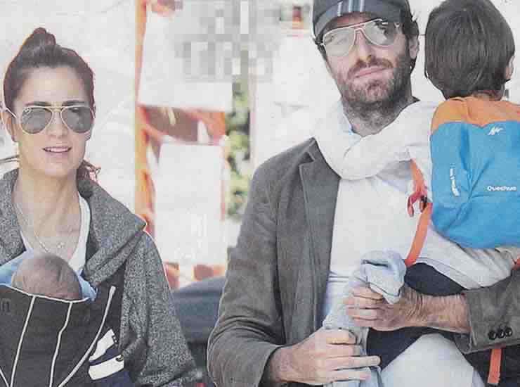 Giampaolo Morelli con la famiglia chi è - meteoweek