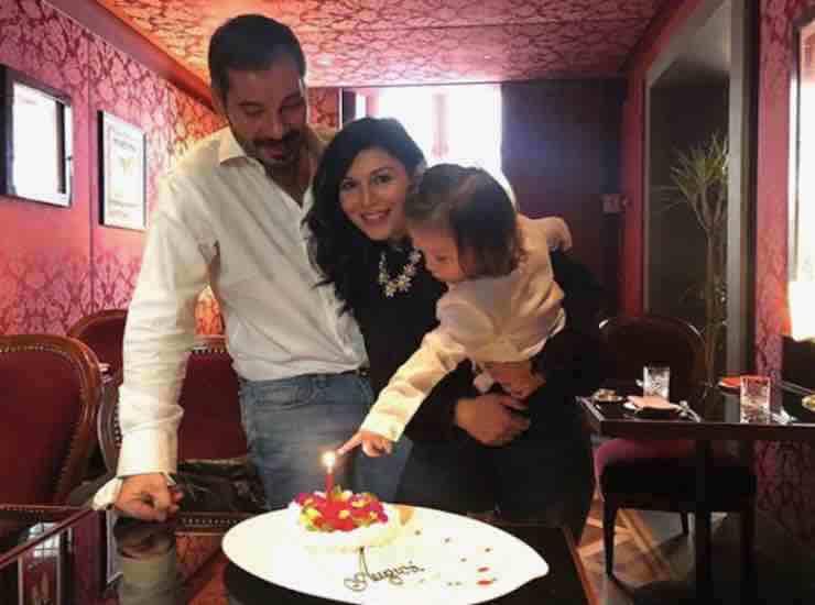 Giusy Ferreri con la famiglia chi e - meteoweek