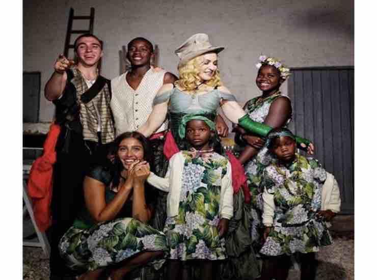 Madonna con i figli chi e - meteoweek
