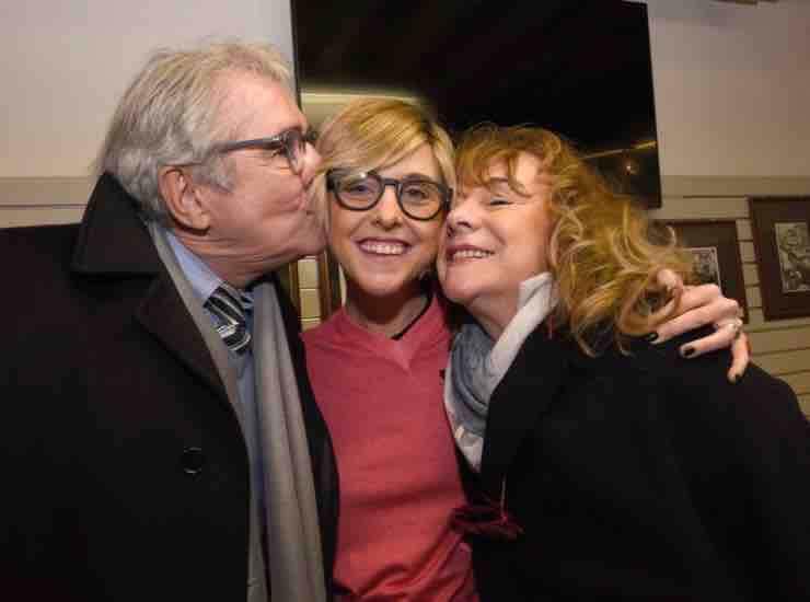 Margherita Toffa con il marito e Nadiachi è - meteoweek