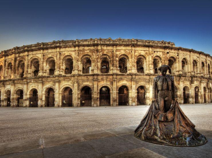 Arena di Nimes: cos'è