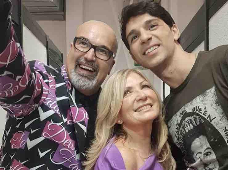 Pinella Passaro con la famiglia chi è - meteoweek