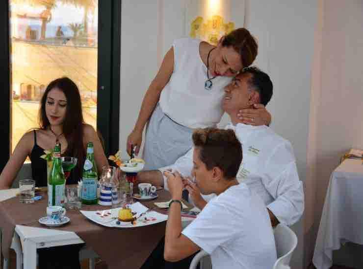 Sal De Riso con la sua famiglia chi è - meteoweek