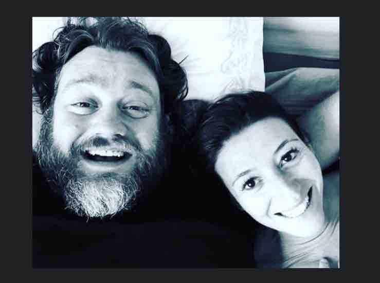 Stefano Fresi con la moglie chi è - meteoweek