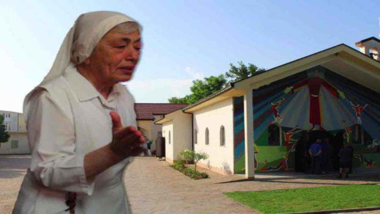 Risultati immagini per Medjugorje, Incendio nella comunità di suor Kornelia
