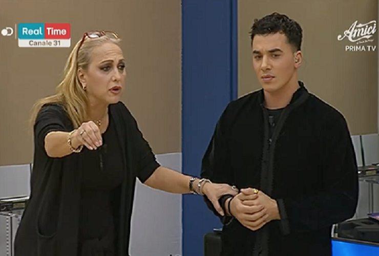 Timor e Alessandra Celentano