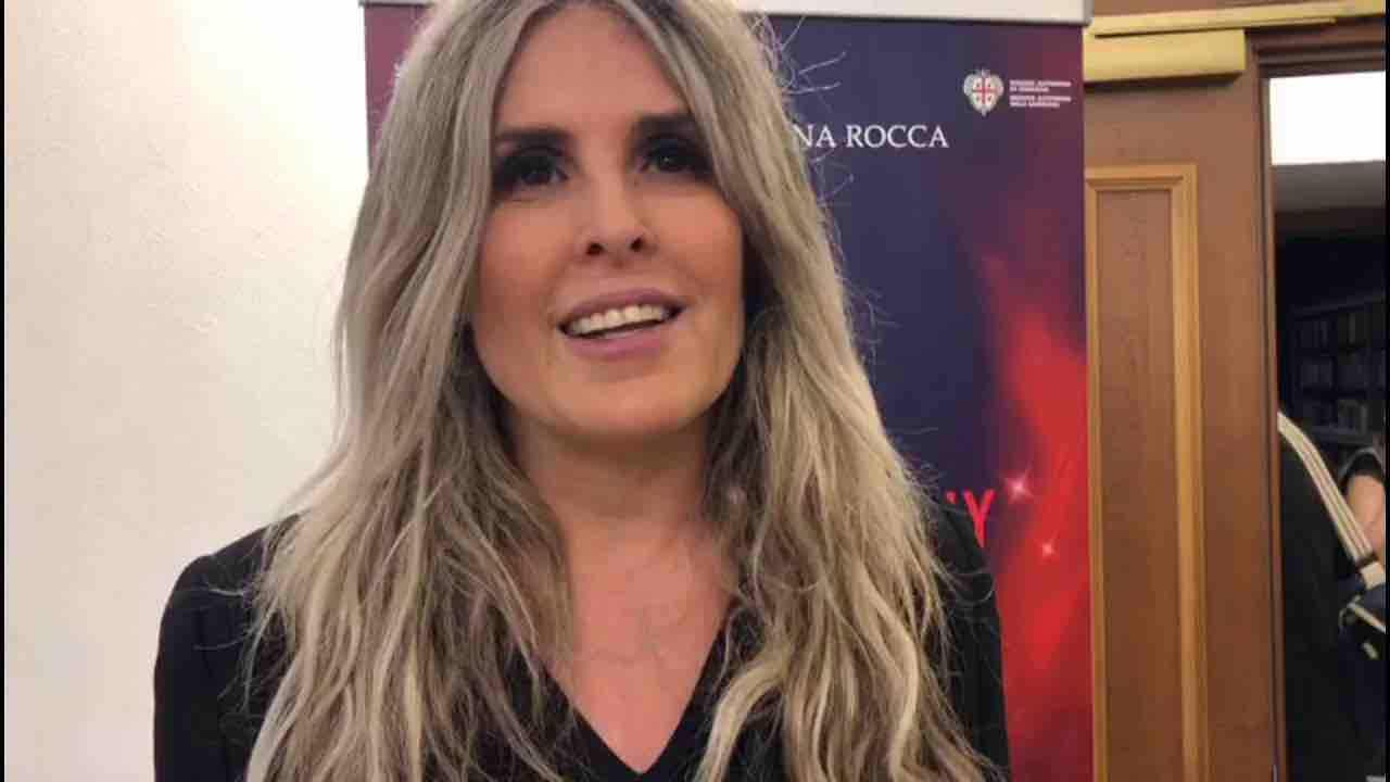 Tiziana Rocca chi è - meteoweek