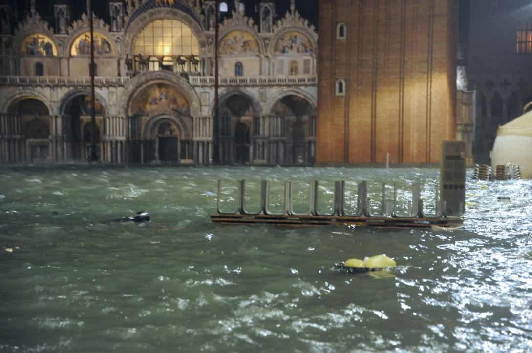 Riscaldamento globale è la causa dell'acqua alta?