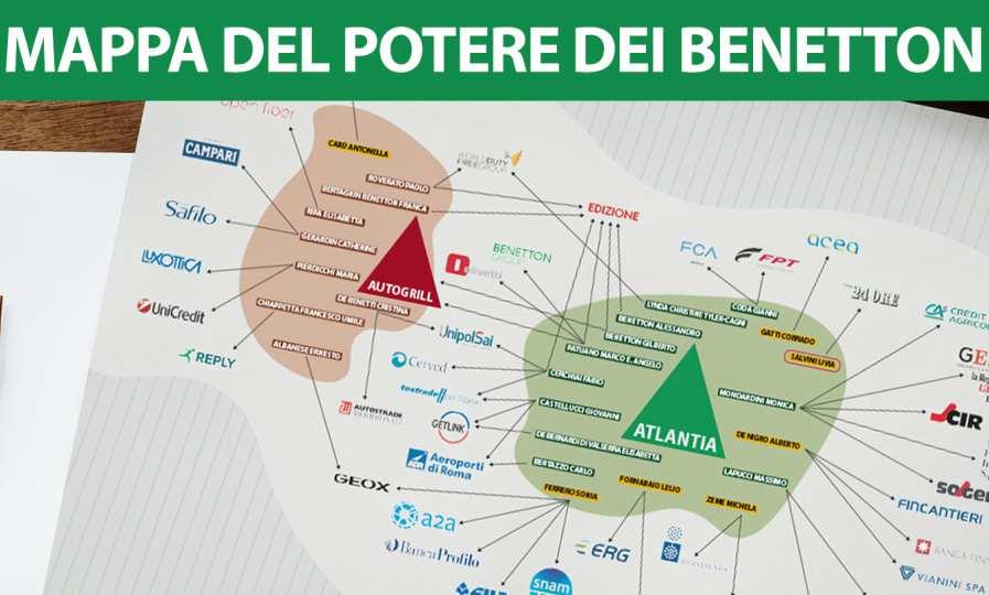 Borsa: tonfo del titolo Benetton