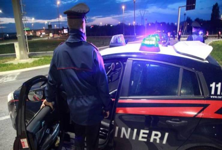 Taranto perquisizioni carabinieri