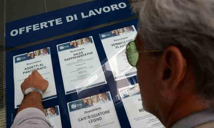 Istat ottobre calo disoccupazione