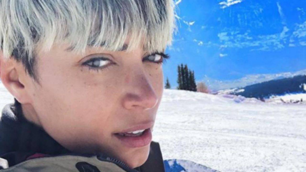 Elodie ci ripensa? | Sparisce la foto osé dal profilo | Foto - meteoweek