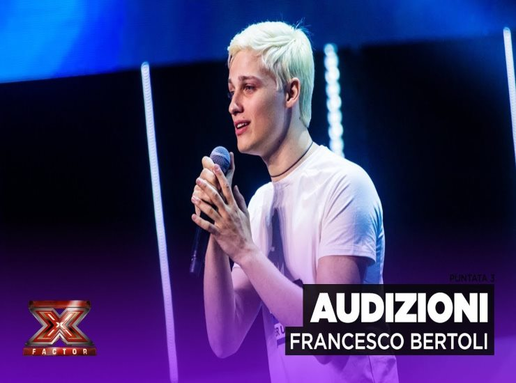 Francesco Bertoli chi è | carriera e vita privata del cantante - meteoweek