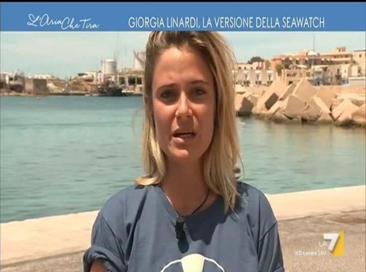 Giorgia Linardi chi è | carriera e vita privata della giurista - meteoweek