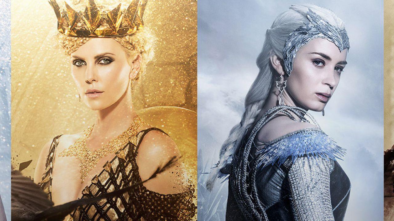 Il Cacciatore e la Regina di Ghiaccio | Trama e trailer del fantasy - meteoweek