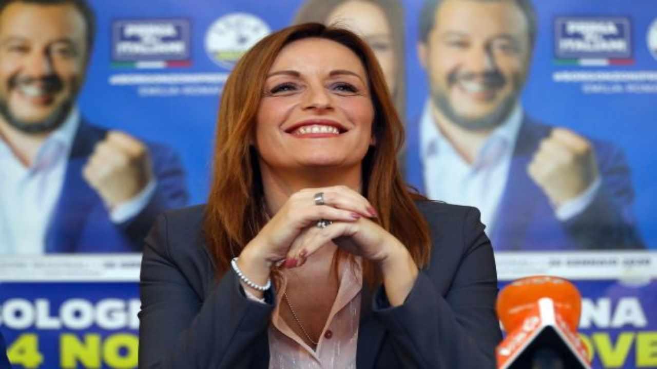 Lucia Borgonzoni | chi è | carriera e vita privata della politica - meteoweek