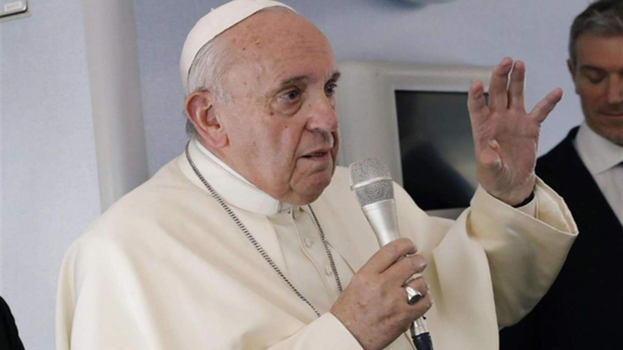 Papa Francesco. Non si può parlare di pace e vivere di armi