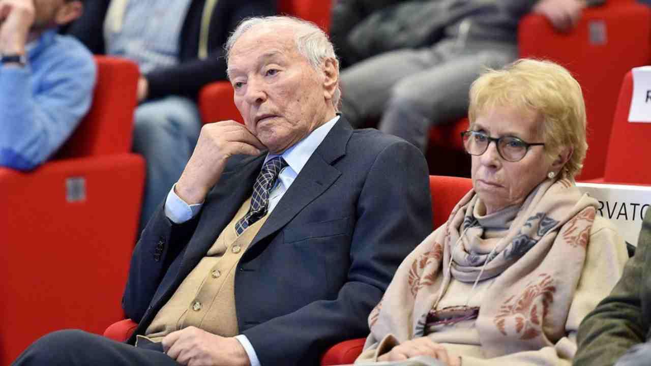 Margherita Pastore - moglie di Angela - rinunciò alla carriera per amore - meteoweek