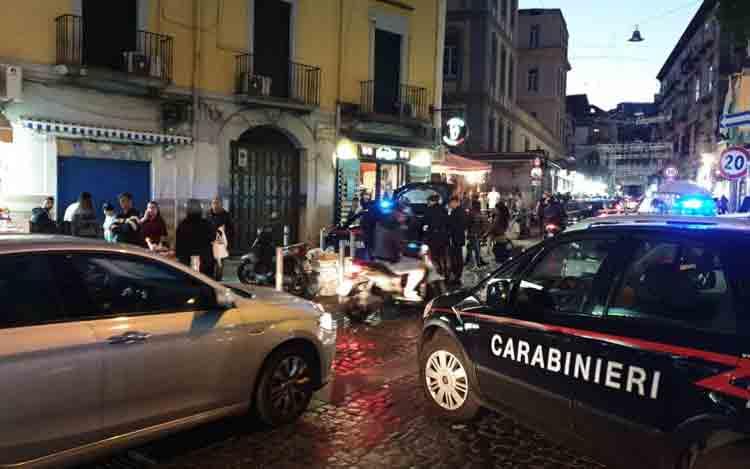 Napoli Camorra arrestati Mauro