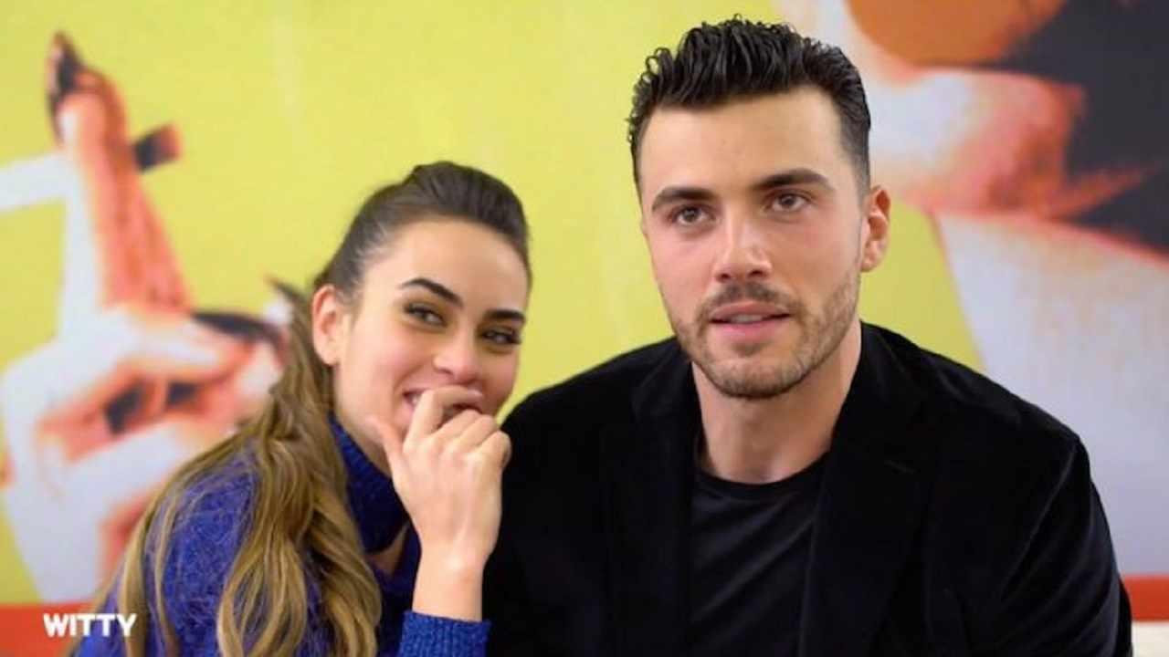 Alessandro Zarino e Veronica Burchielli prima foto