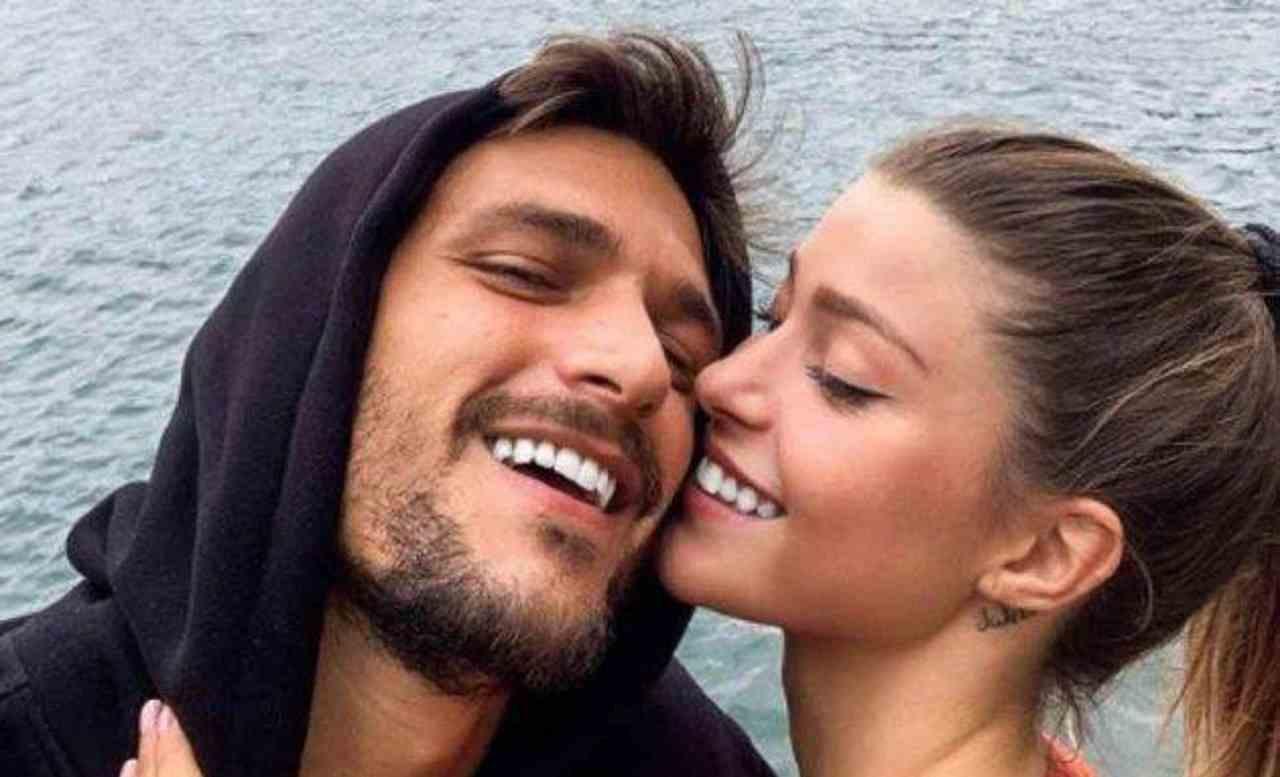 Andrea Zelletta e Natalia ufficializzano