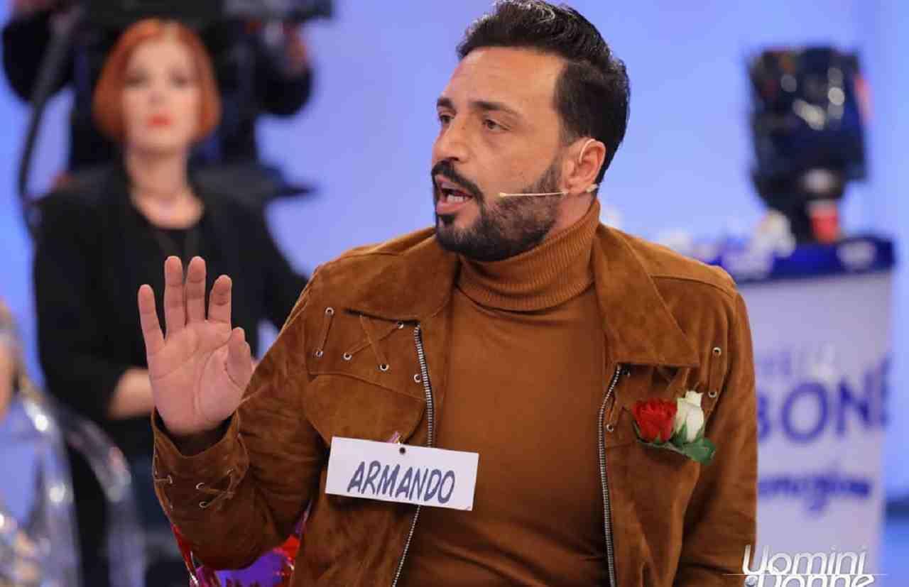 Armando fa un appello disperato a Ida