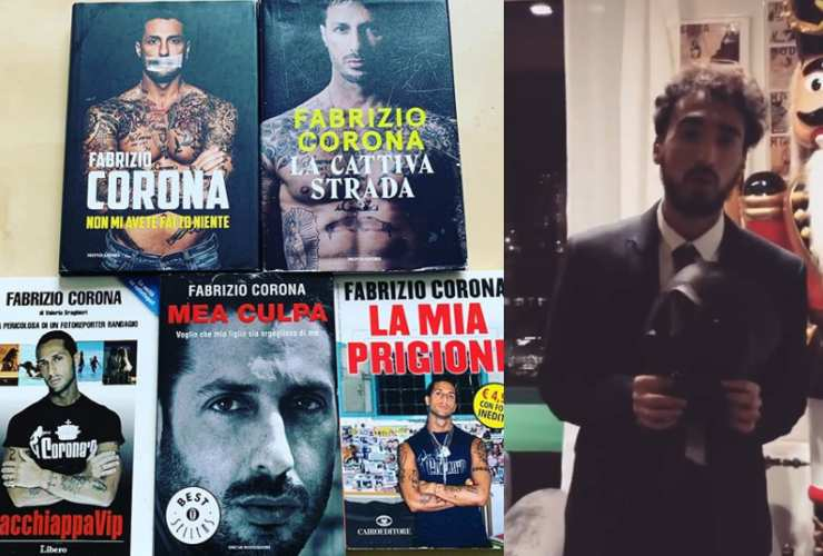 Fabrizio Corona Instagram - meteoweek