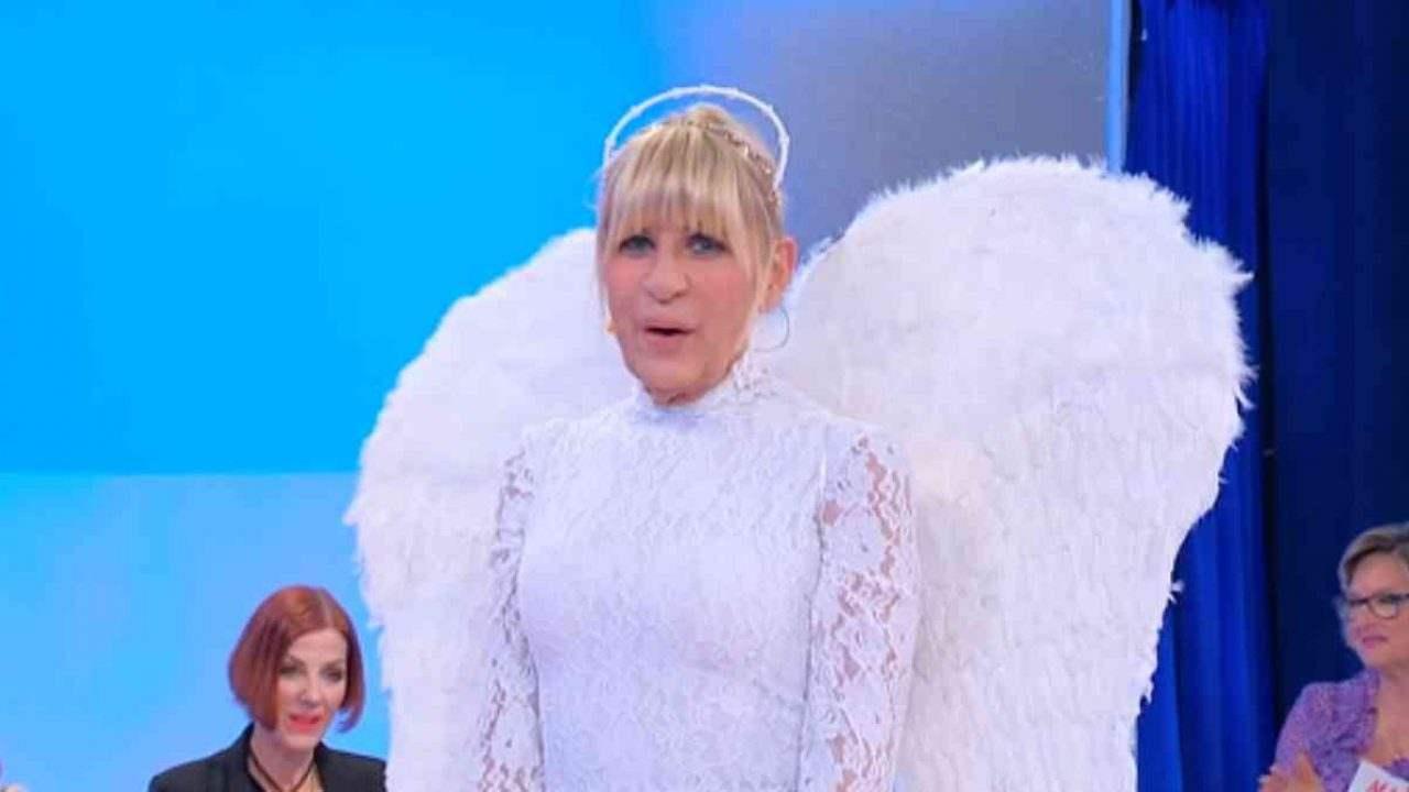 Gemma Galgani si sente un angelo