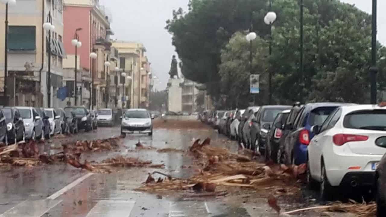 Genova Liguria Allerta Meteo Rossa