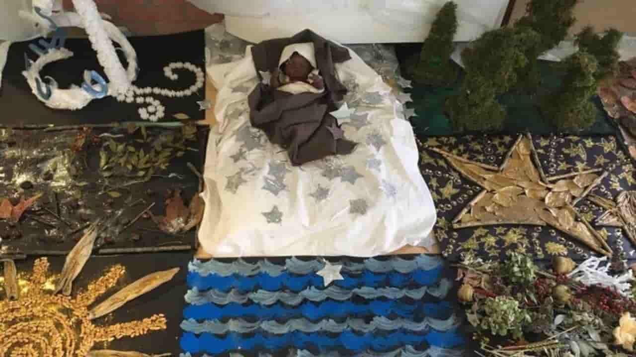 Gesù Bambino nero - Pordenone