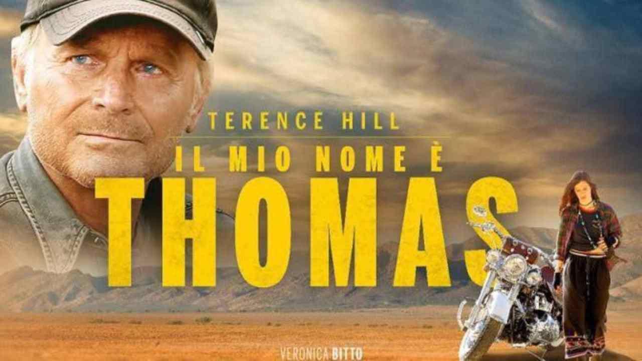 Il mio nome è Thomas | Il film su Raiuno firmato terence Hill - meteoweek