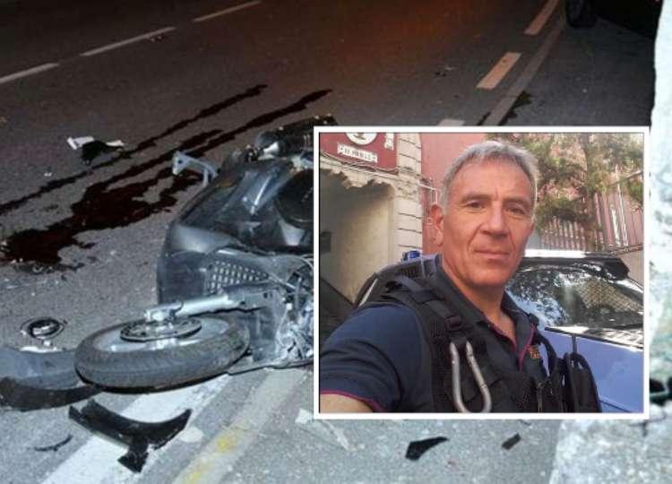muore il poliziotto ciro lomaistro