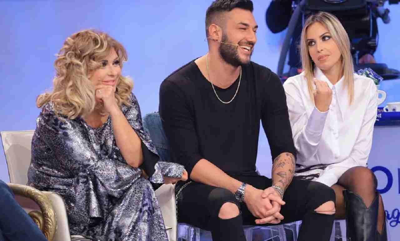 Lorenzo Riccardi e Giulia D'Urso sono stati insieme