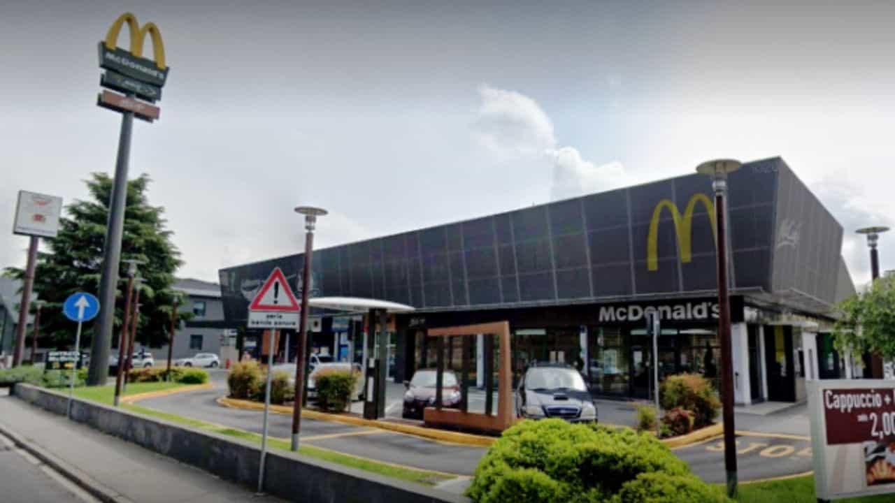 McDonald's Legnano
