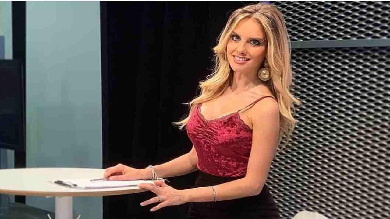 Michela Persico chi è | carriera e vita privata della giornalista - meteoweek