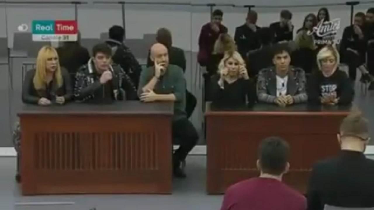 Skioffi e Giorgia contro i prof di Amici 19 - meteoweek