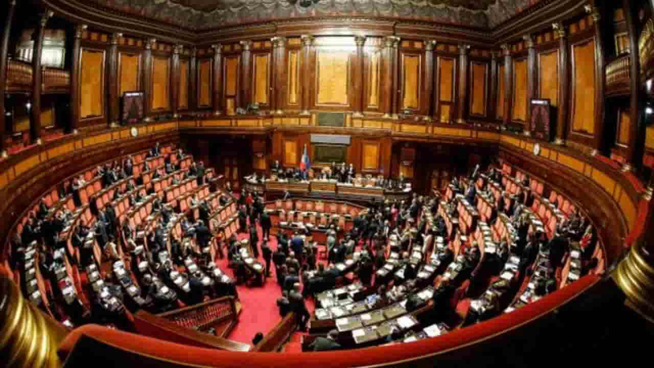 Senato - taglio dei parlamentari