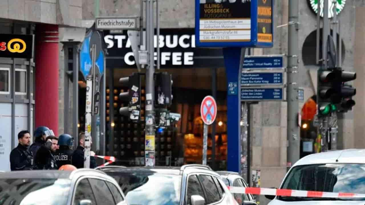 Starbucks Coffee Berlino