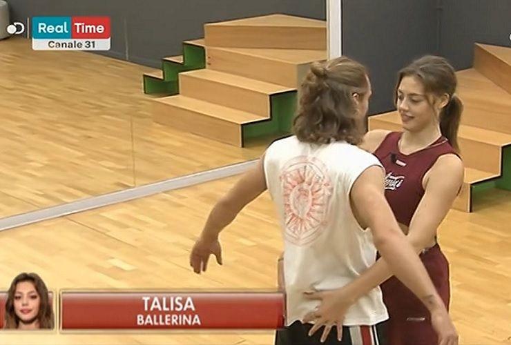Talisa e Umberto ballano - meteoweek