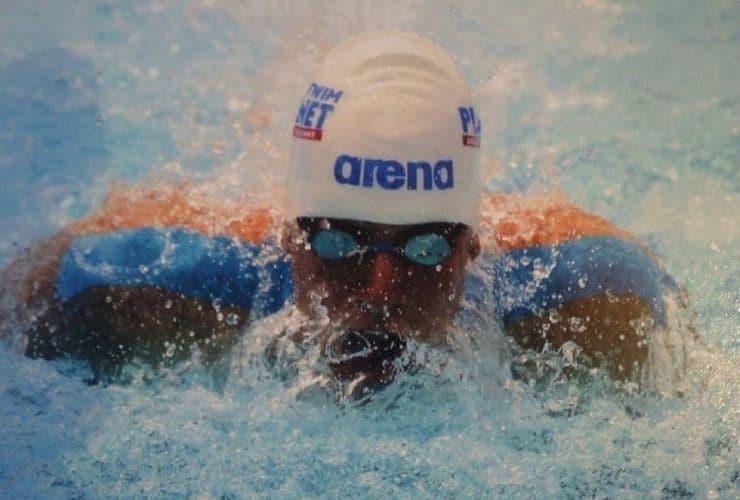 Tommaso Rosa nuoto