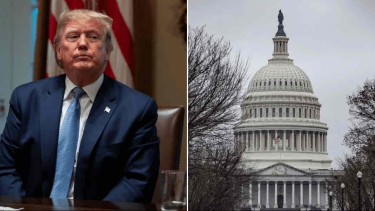 Trump contro tutti, la Camera dice sì all'impeachment - meteoweek