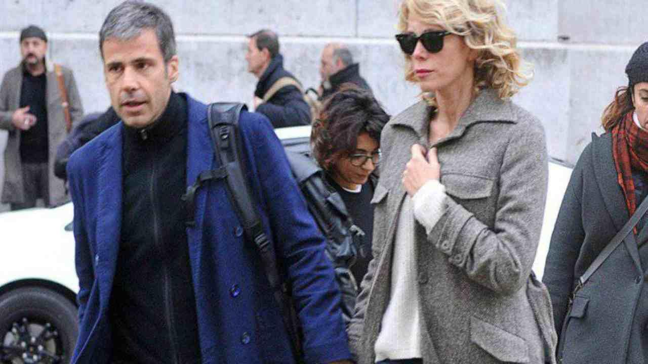 Alessia Marcuzzi pancino gate | Paolo Calabresi pronto al divorzio