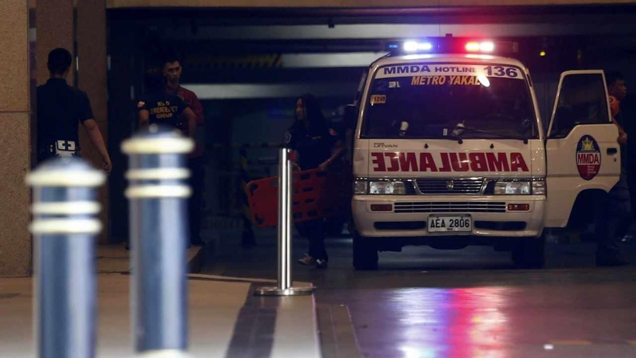 ambulanza filippine