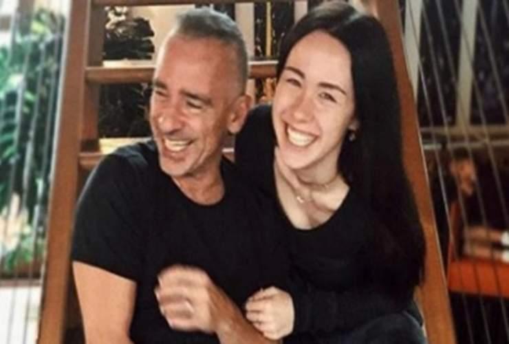 Eros Ramazzotti e Marica Pellegrinelli genitori divisi ma felici