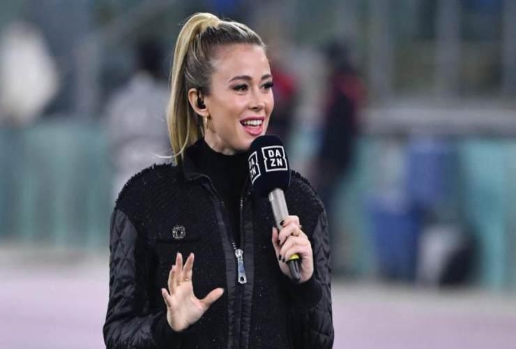 Simona Ventura su Diletta Leotta: