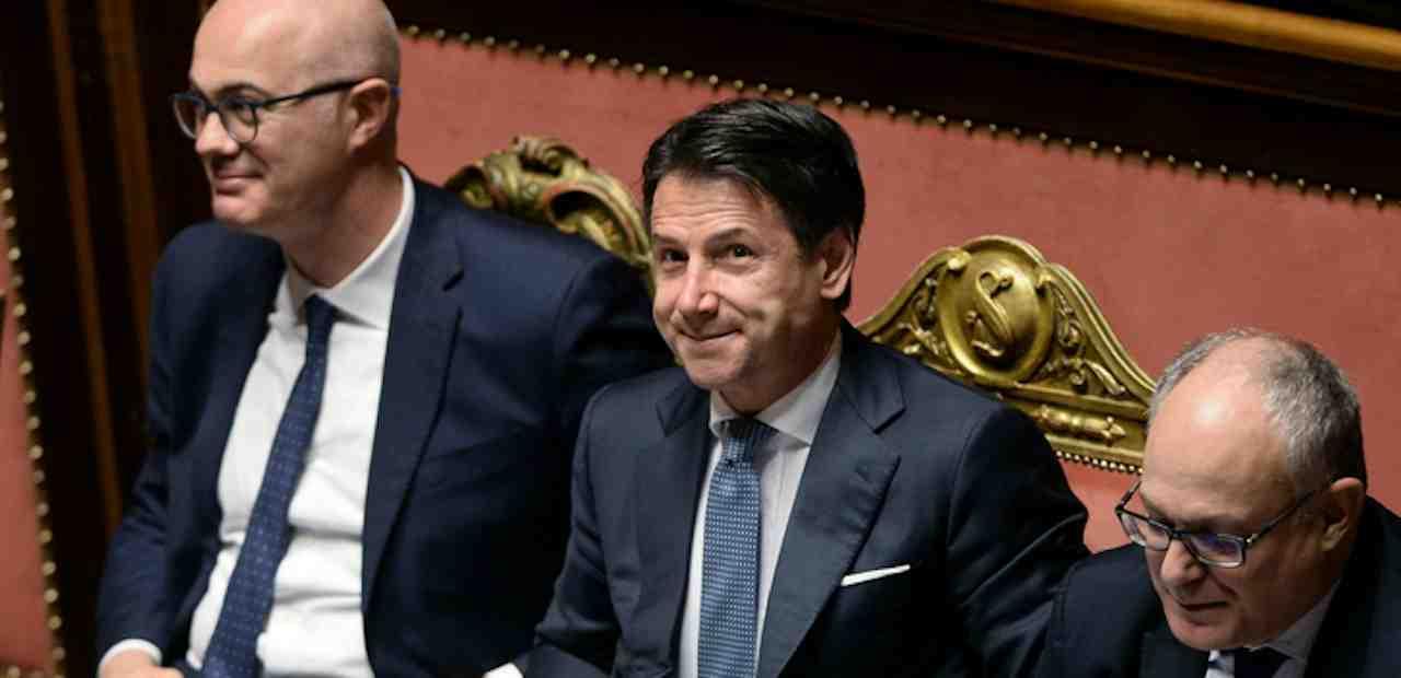 Conte 5stelle Salvini governare