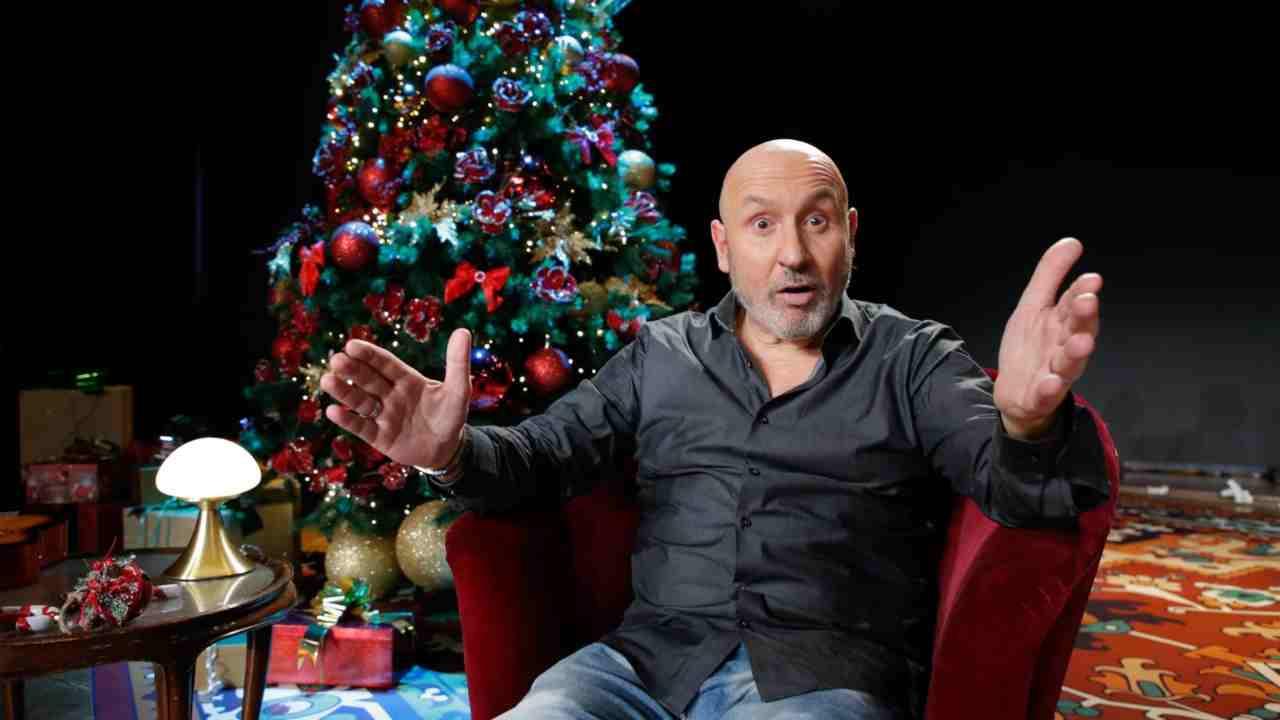 Natale a casa Battista | Lo show di Raidue con Maurizio Battista - meteoweek
