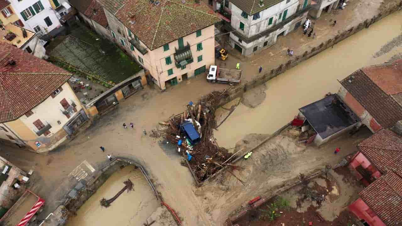 Emergenza climatica: Italia sesta nel mondo per numero di vittime dal 1999