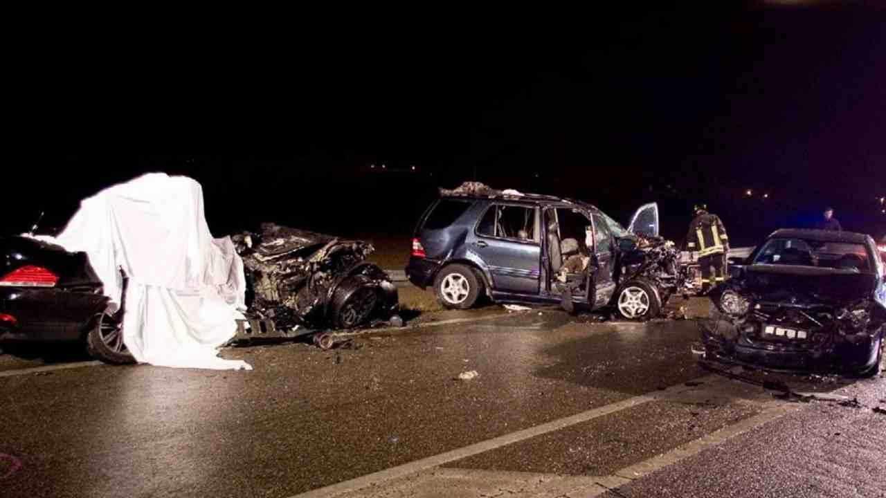 morti incidenti stradali