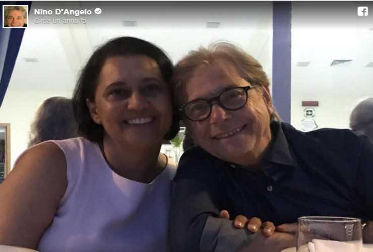 Gigi D'Alessio ricorda la lite con Nino D'Angelo: